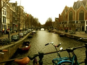 A Mini-Cruise to Amsterdam