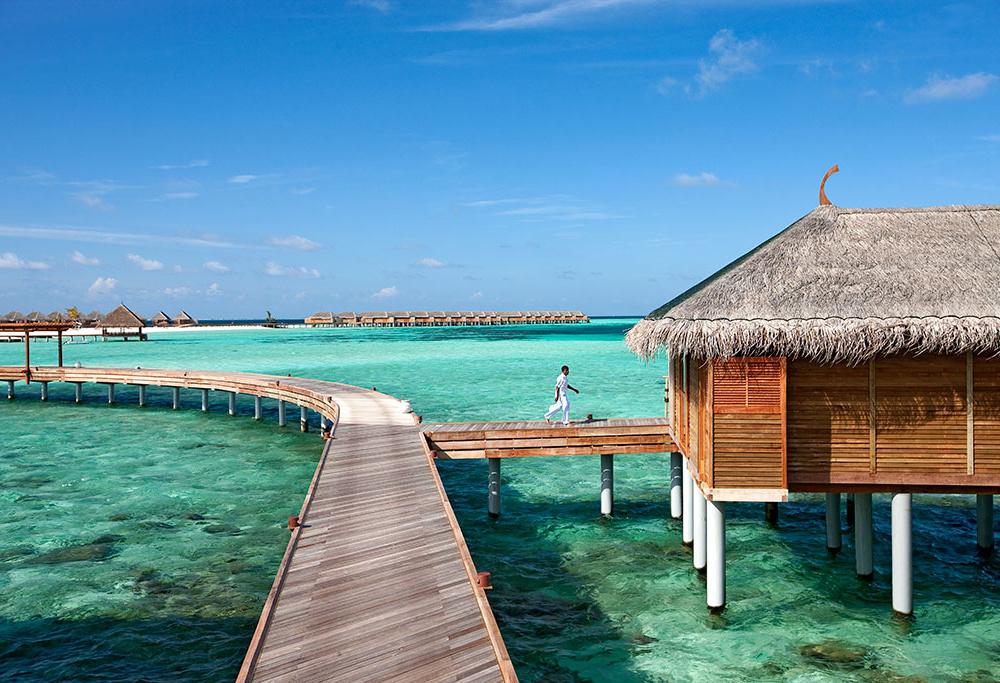 Paradise Found at Constance Moofushi, Maldives