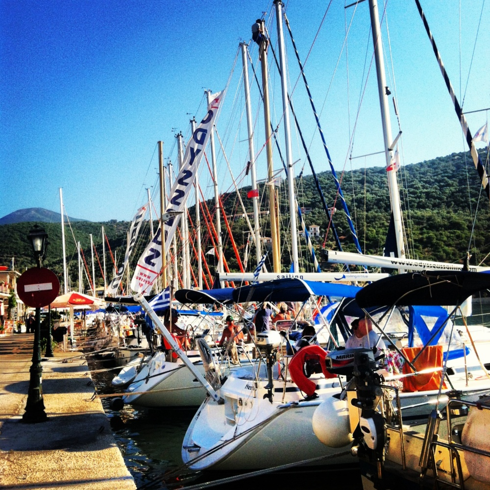 Preparing for My Greek Sailing Holiday