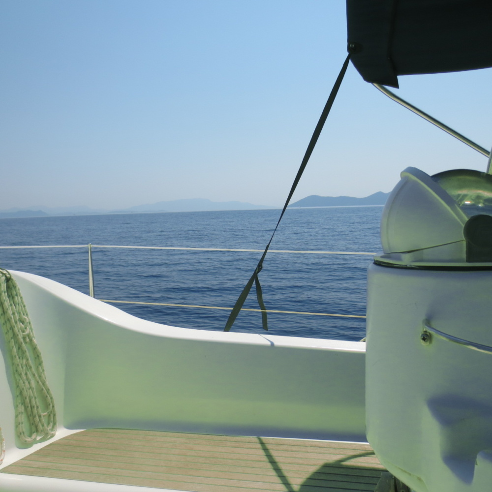 The Greek Sailing Diaries: Part 1