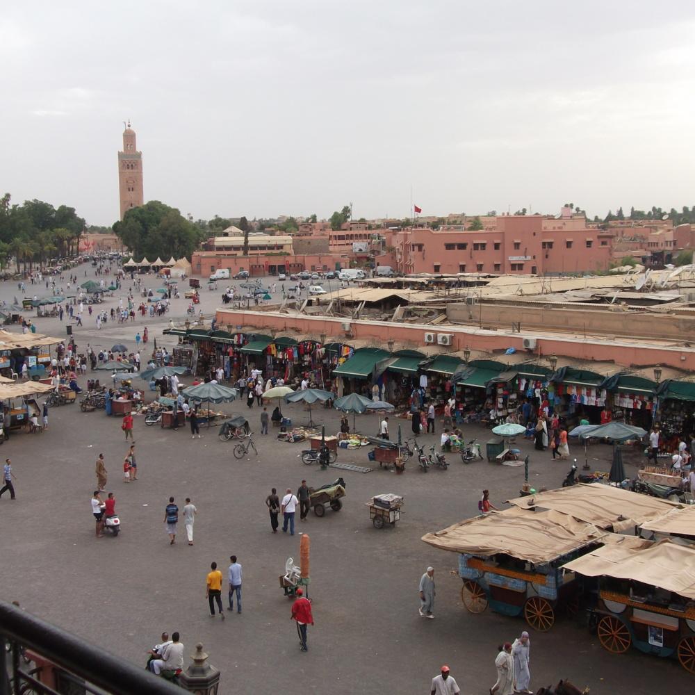 The 5 Senses of Marrakech: A City Guide