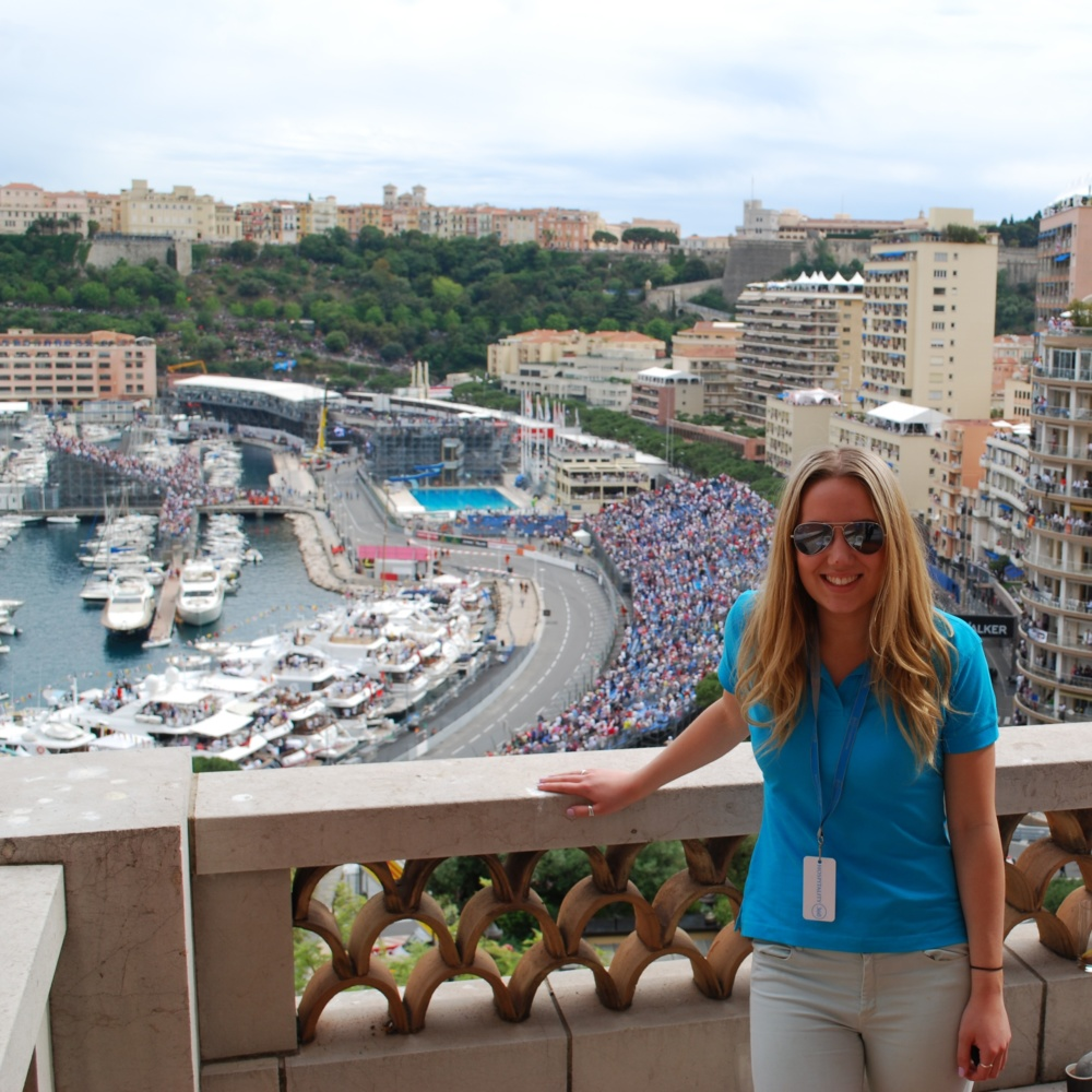 A Weekend at The Monaco Grand Prix, Monte Carlo