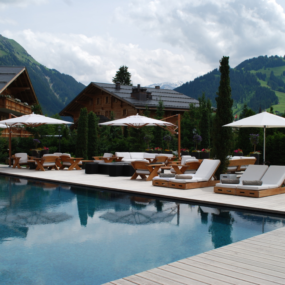 A Mountain Retreat: My Luxury Spa Weekend in Gstaad