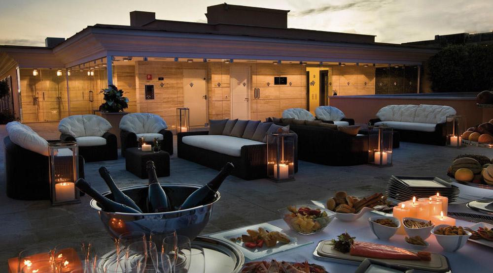 Review: The Jumeirah Grand Hotel Via Veneto, Rome