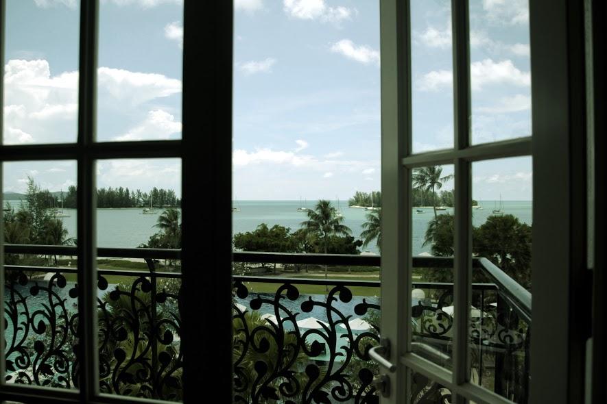 Danna Langkawi Balcony