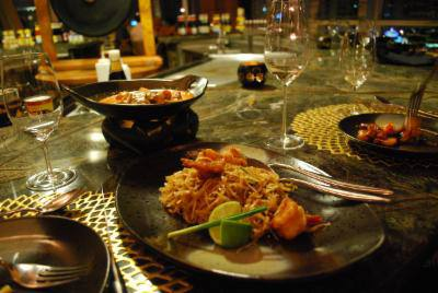 A Taste of Tepanyaki at Green Spices, Sofitel Dubai Downtown