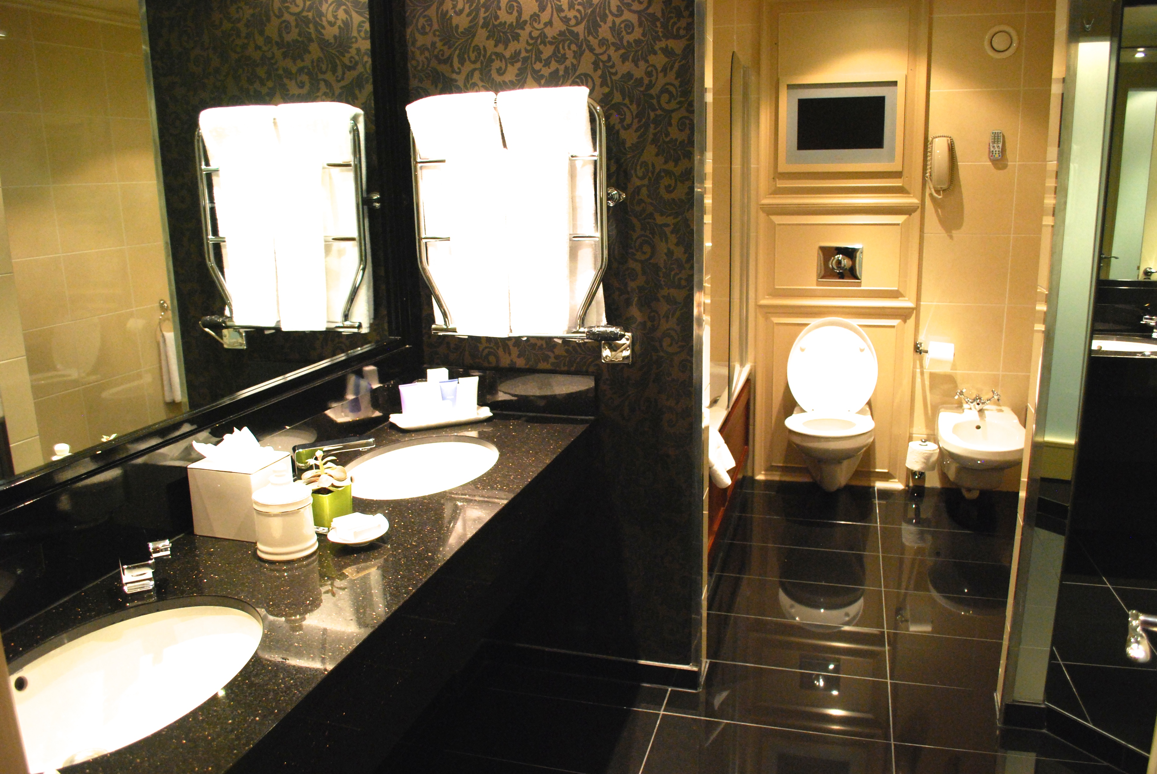 Luxury Bathrooms Dublin a weekend of luxury at the westbury dublin | hotel review - the