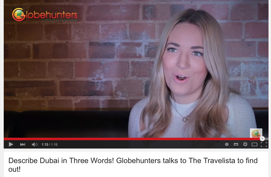 My Top Travel Tips for Dubai