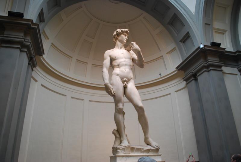 David Michelangelo Statue Florence