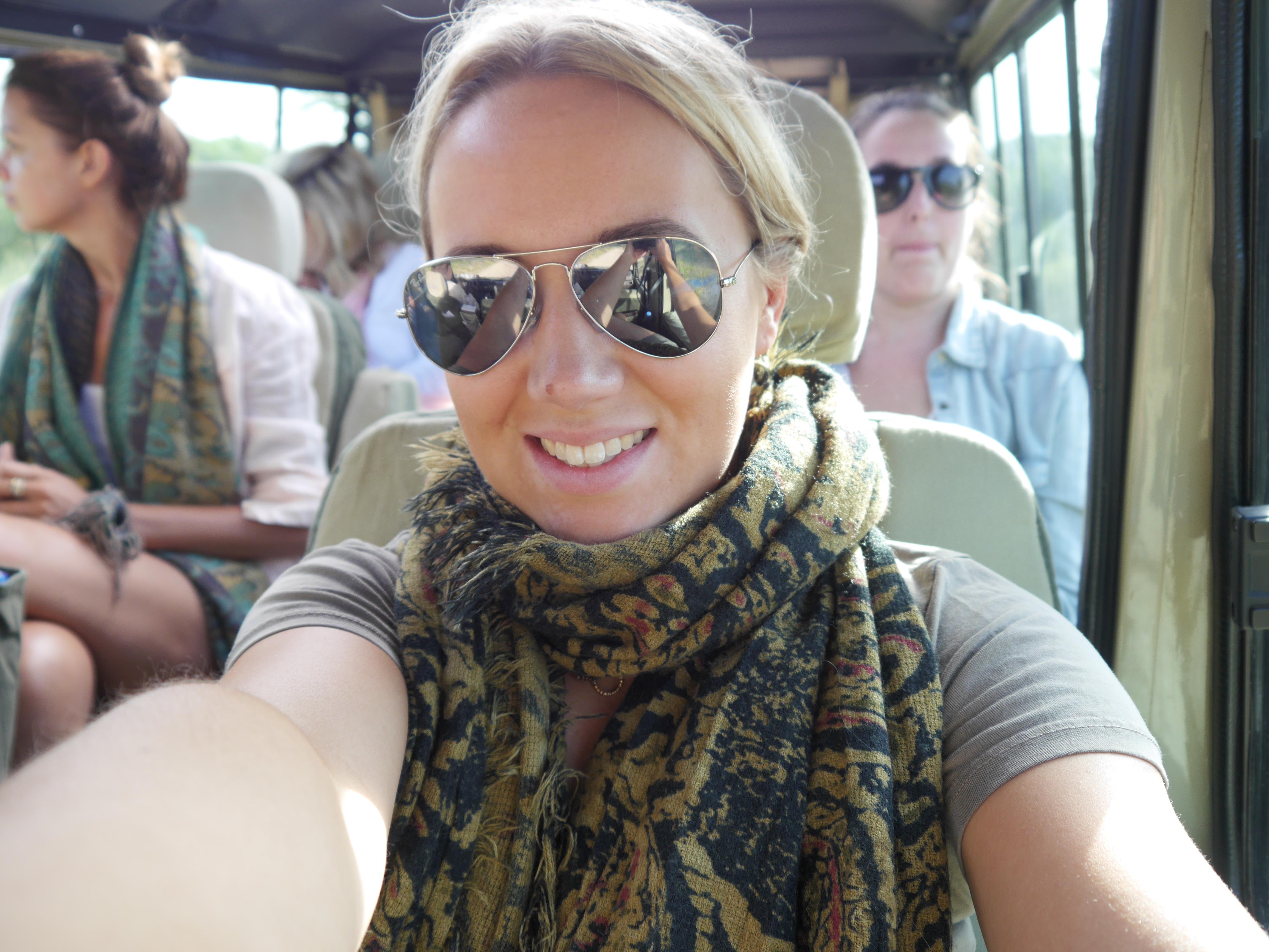 A 'Safari in The Serengeti' Video Diary