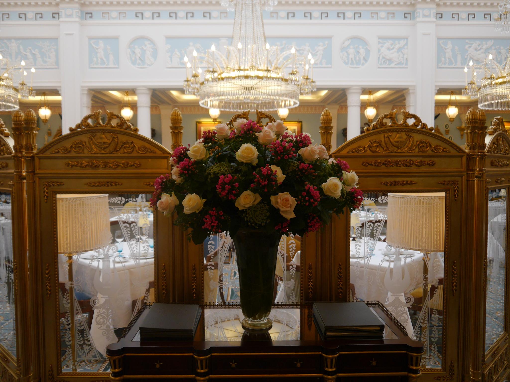 Céleste at The Lanesborough, London | Restaurant Review
