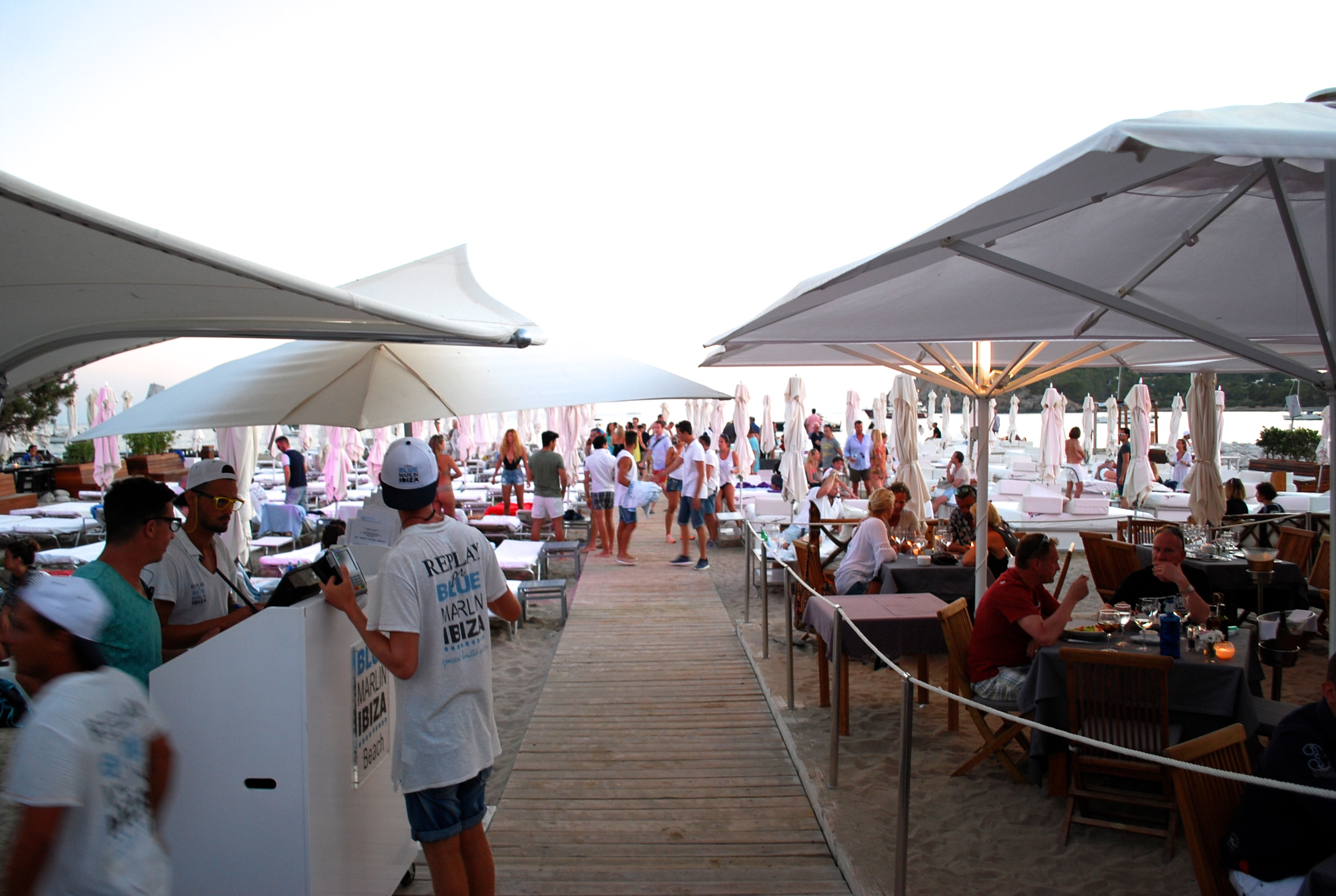 A Weekend in Ibiza with Thomson Scene