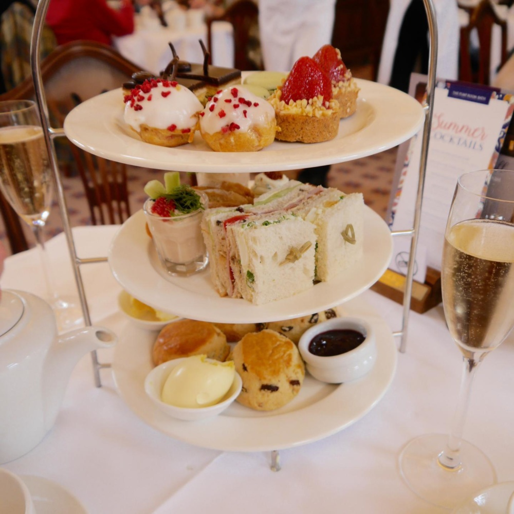 A Luxurious Afternoon Tea at The Metropolitan Hotel, London