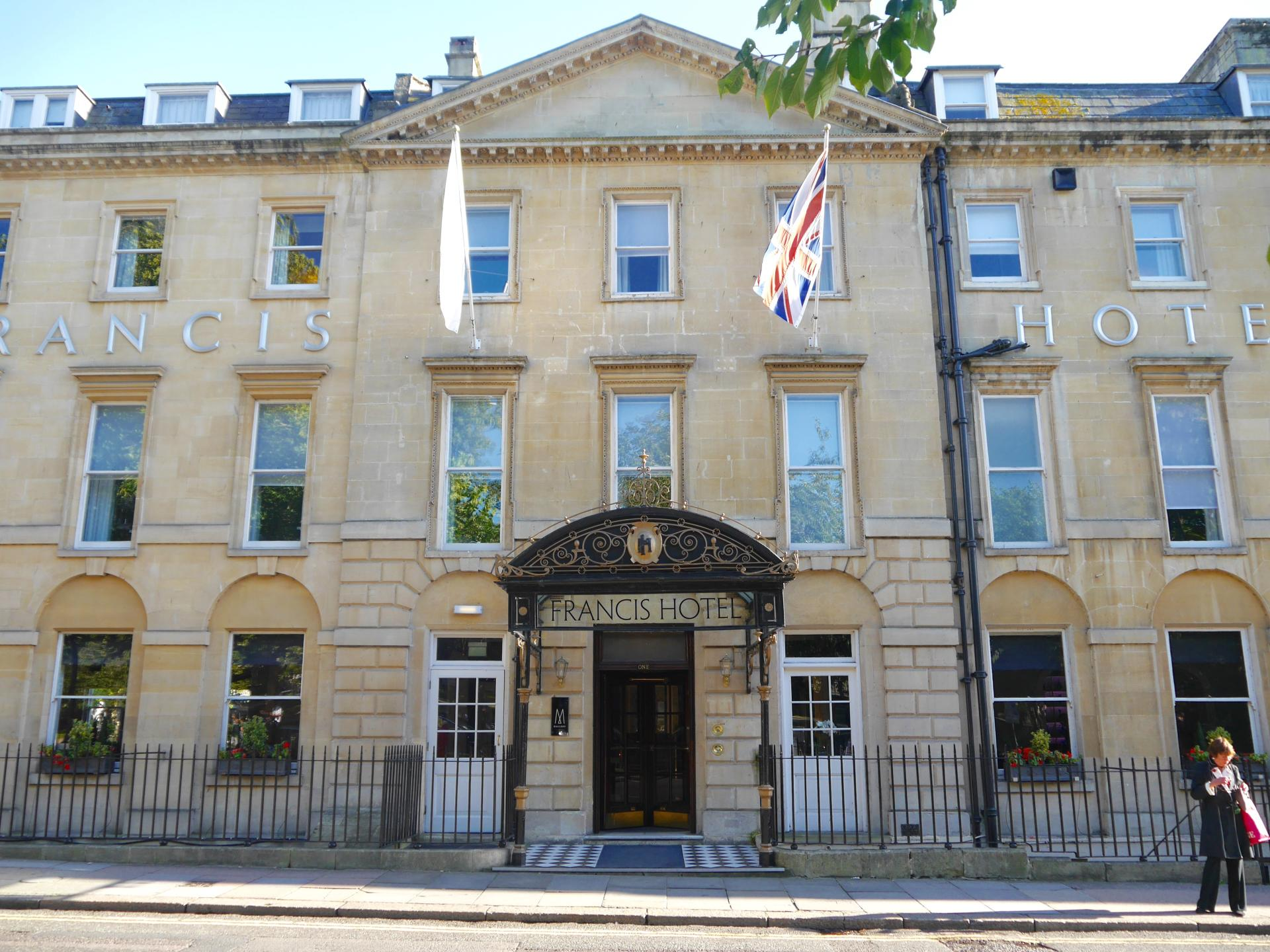 A Stay at The Francis Hotel, Bath | Review