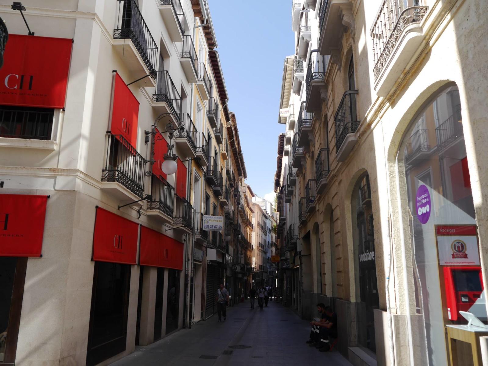 granada-streets
