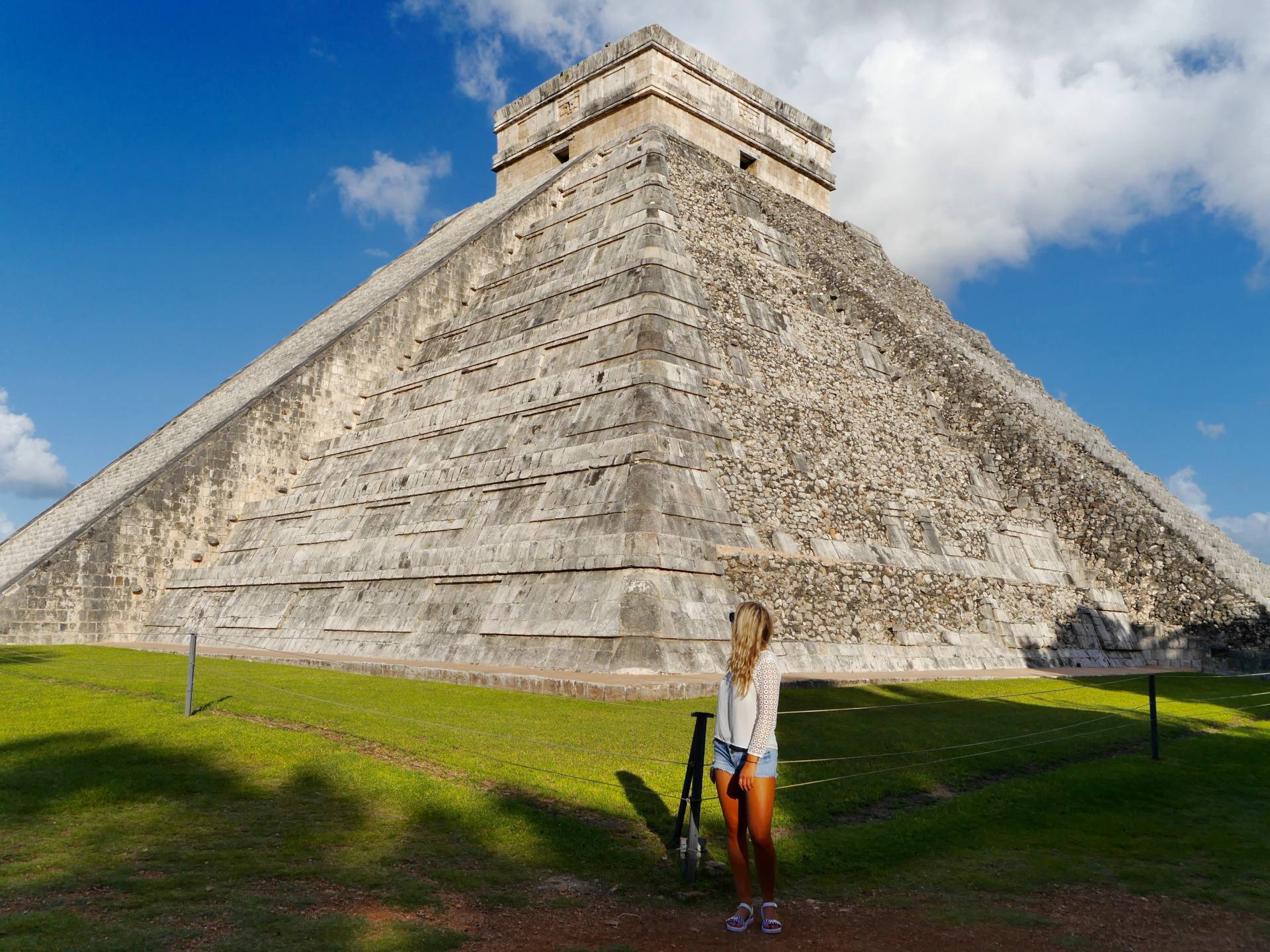 What to Expect when Visiting Chichen Itza