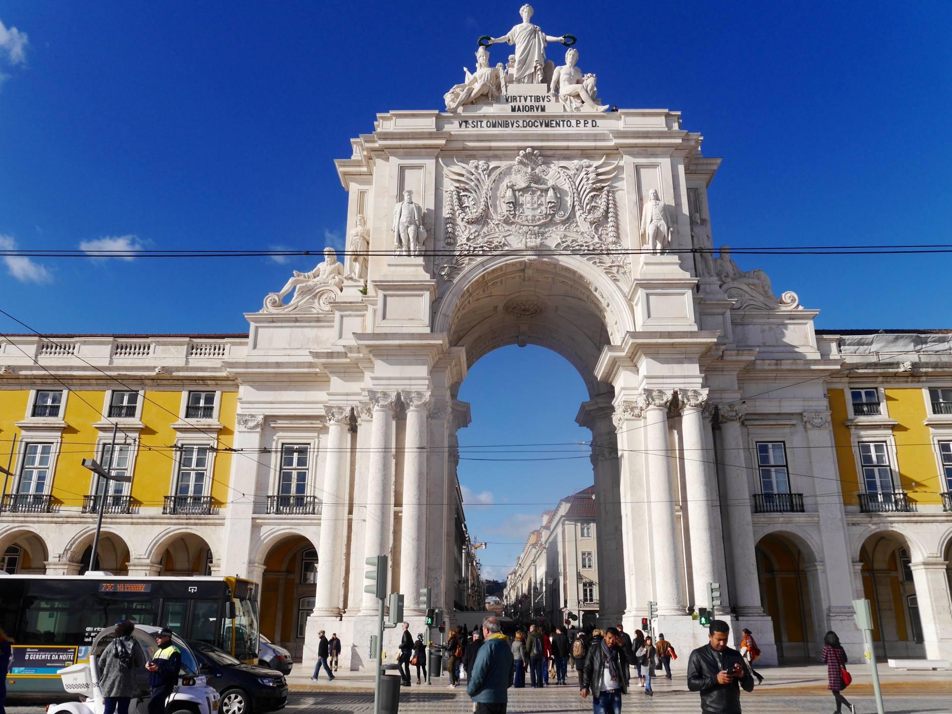A City Guide to Lisbon