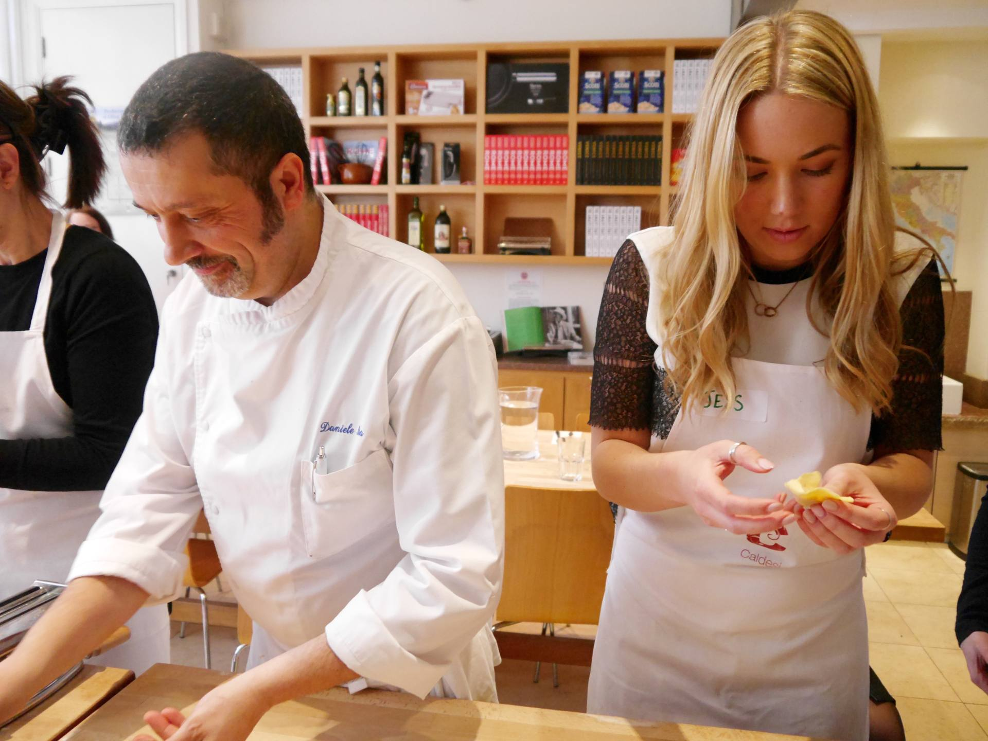 A Taste of Tuscany at La Cucina Caldesi Cookery School