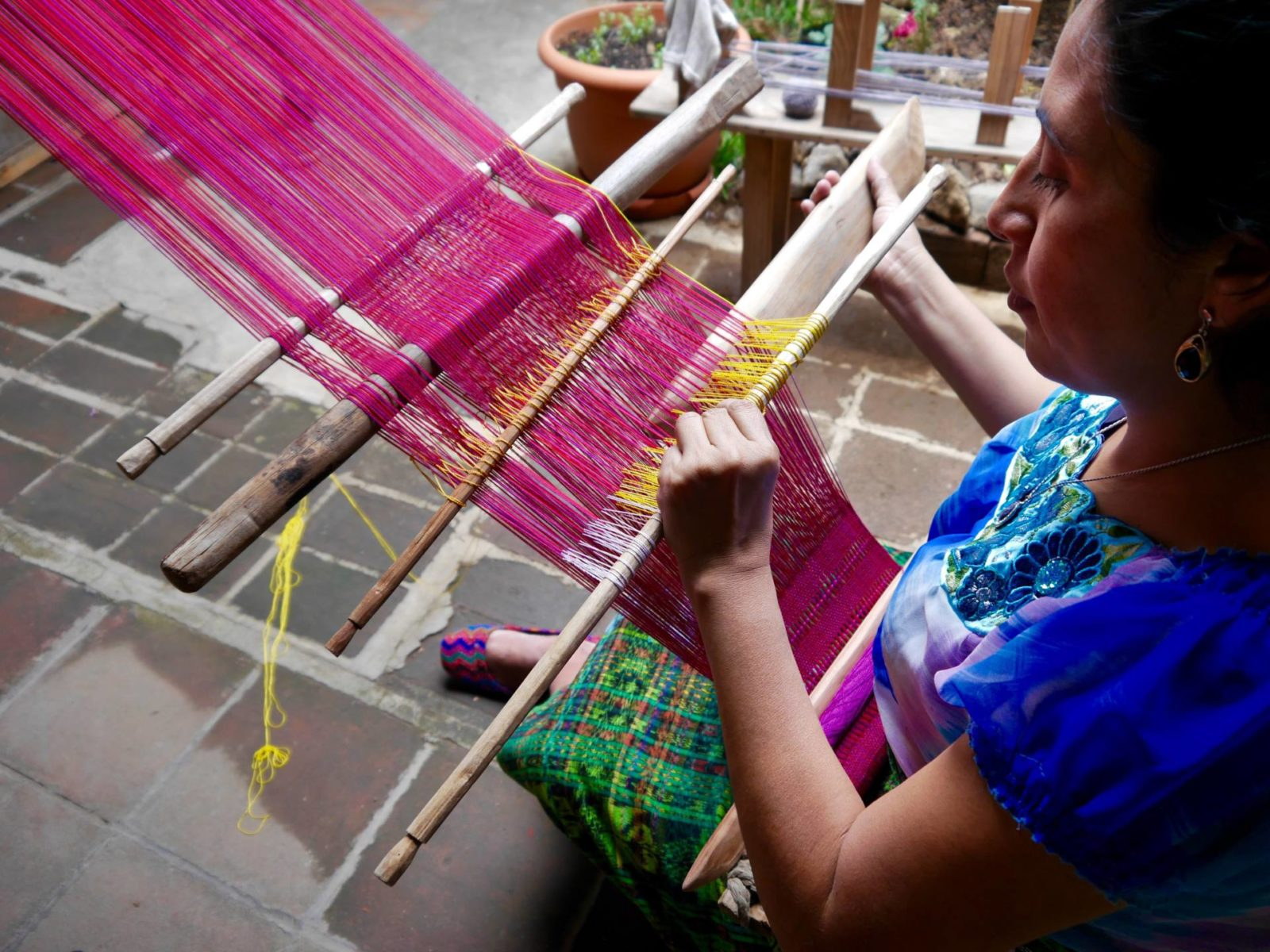 cotton-weaving-guatemala