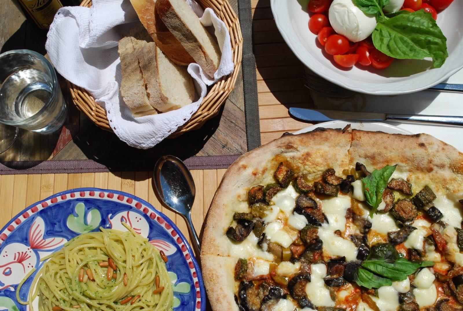 garden-villas-resport-ischia-food