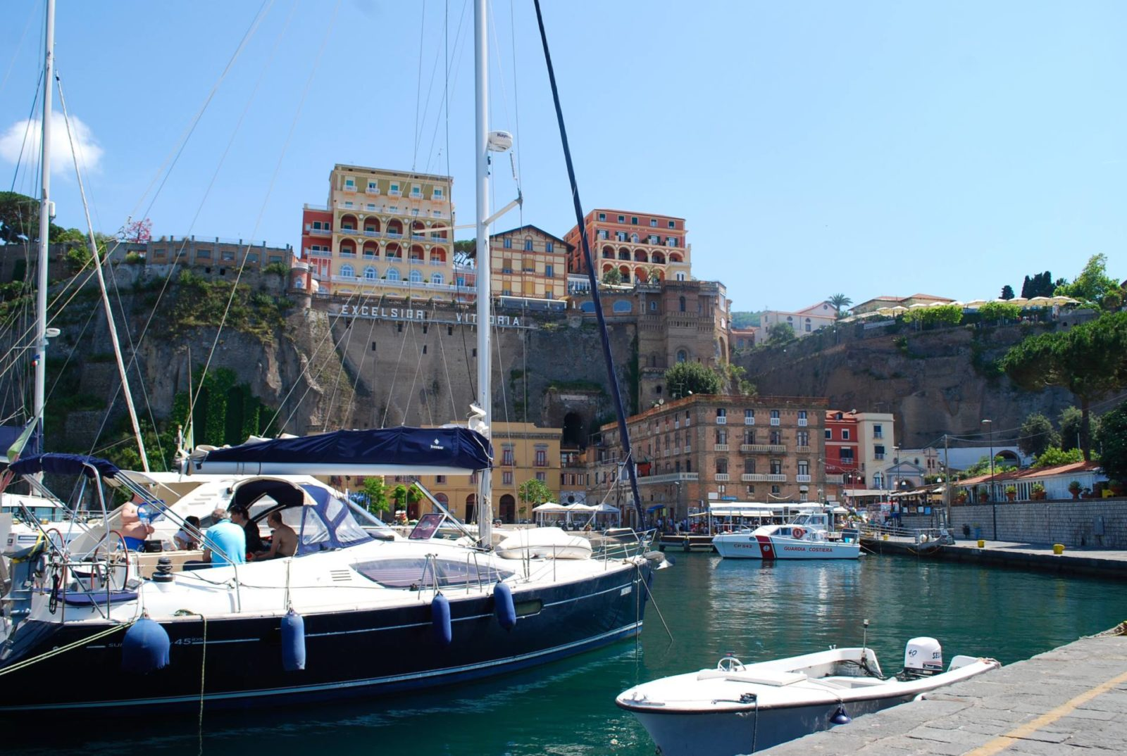 sorrento-port-italy