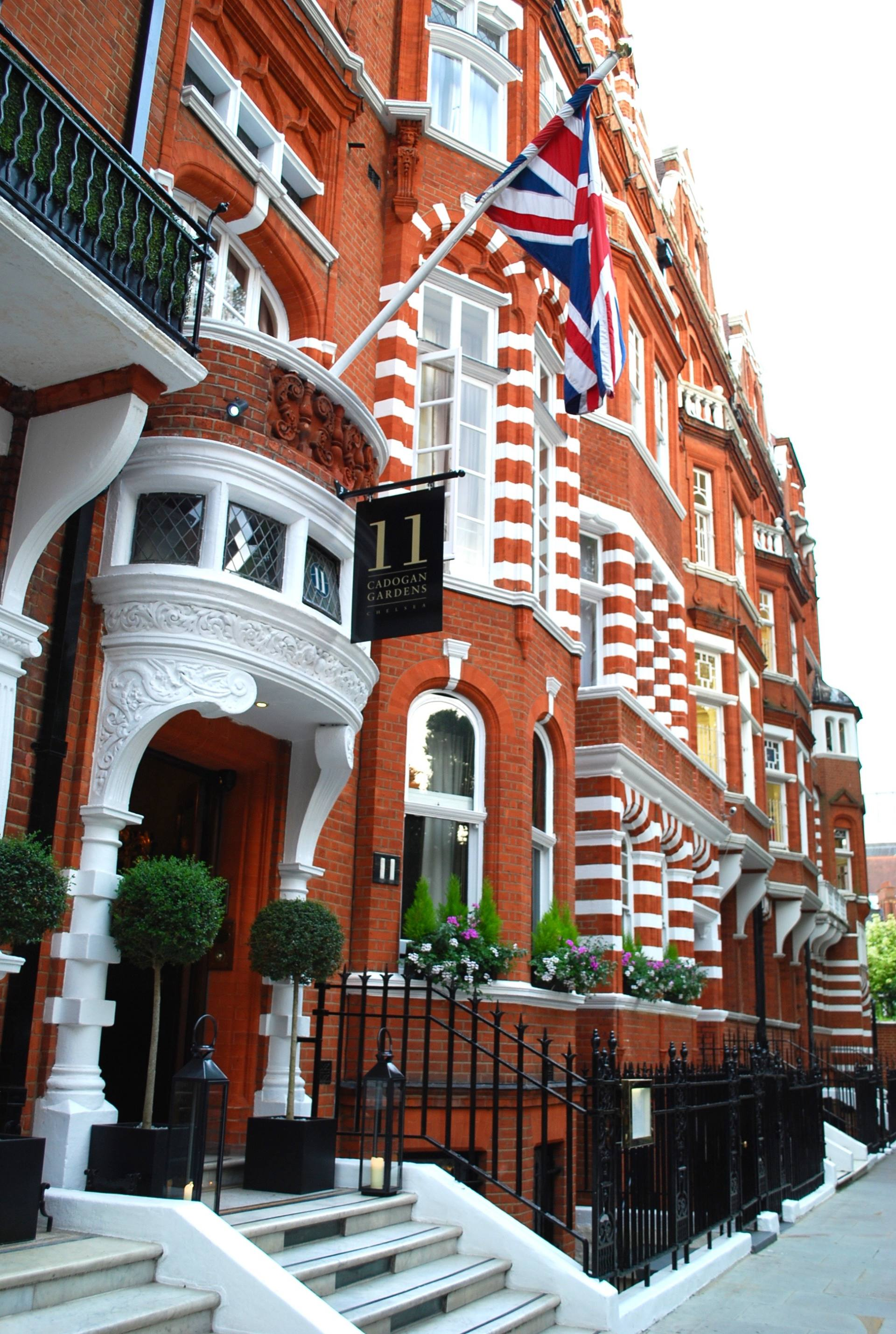 Chelsea's Hidden Gem: 11 Cadogan Gardens, London