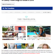 Top 10 Travel Online Cutting
