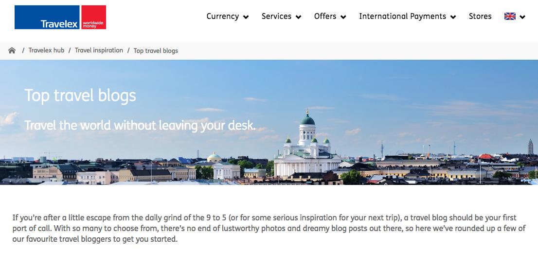 Press | The Travelista | An Award-Winning UK Luxury Travel Blog