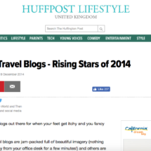Huffington Post Cutting