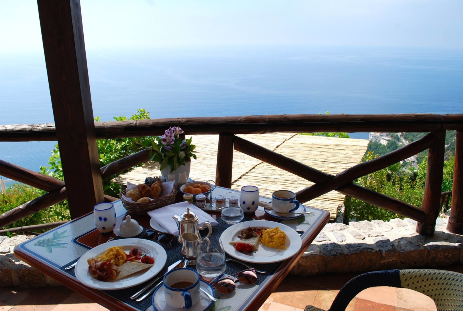 monastero-santa-rosa-amalfi-review-breakfast