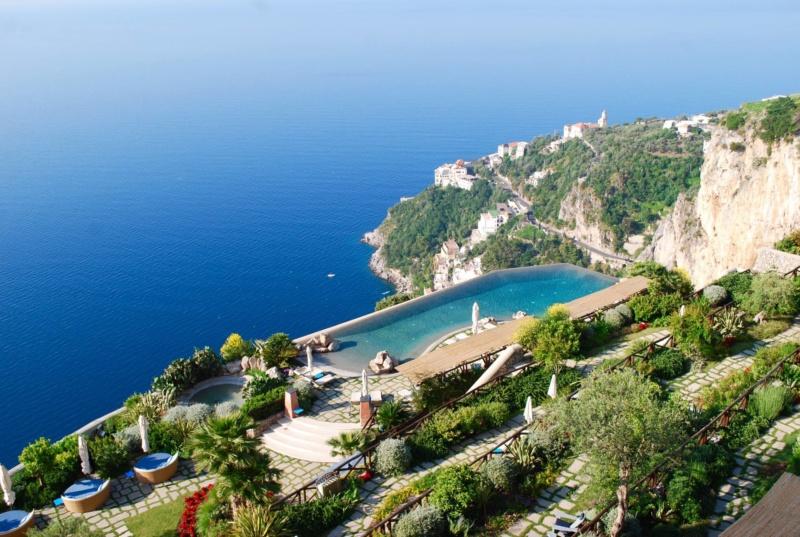 Review: A Stay at Monastero Santa Rosa, Amalfi