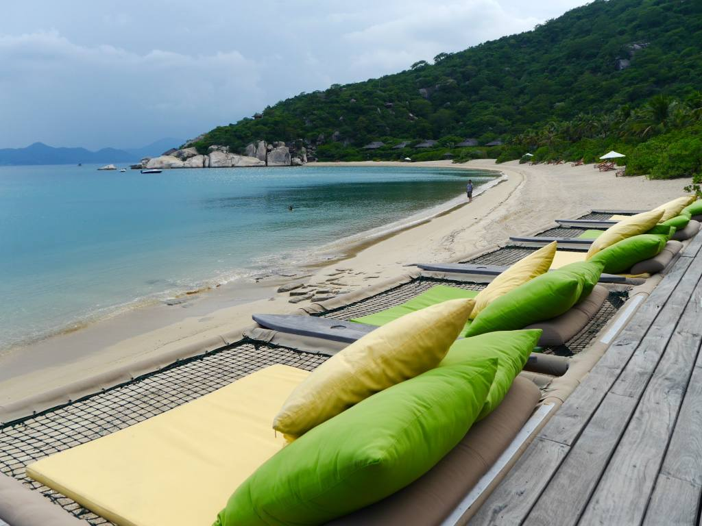 Review: Six Senses Ninh Van Bay, Vietnam