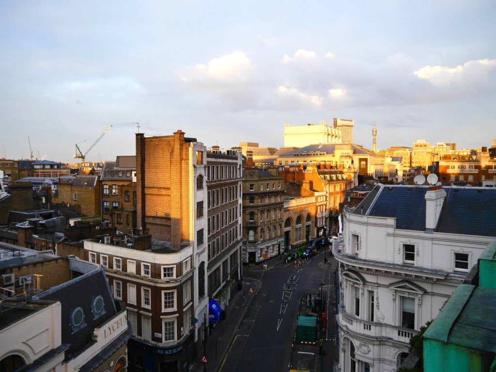 things to know before visiting London - Covent Garden