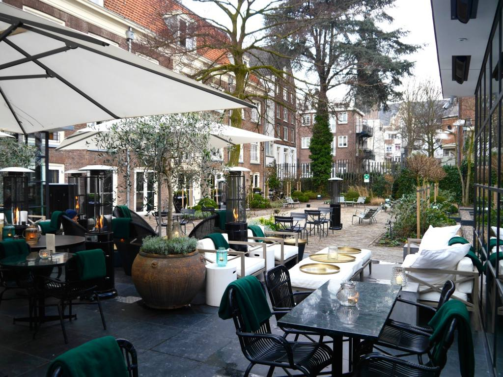 My stay at pulitzer amsterdam hotel review the travelista for Pulitzer hotel in amsterdam