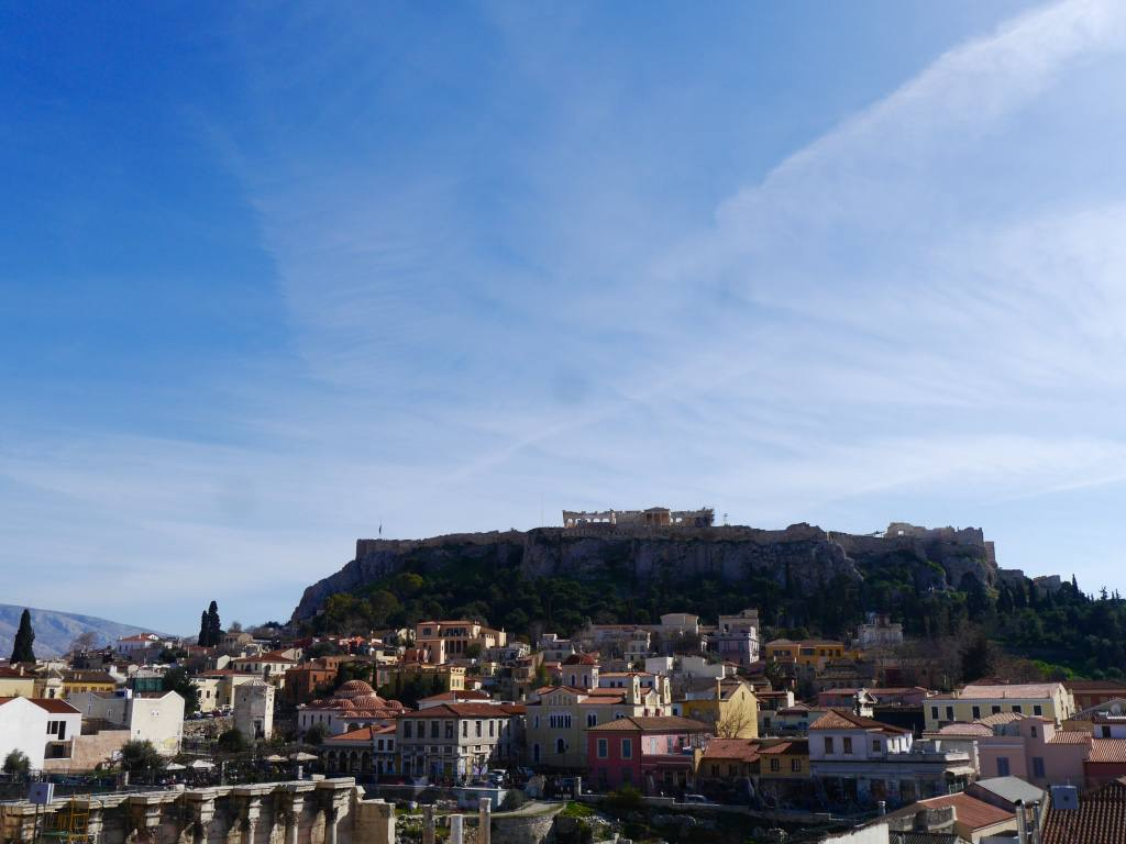 athens-acropolis-greece-blue-sky