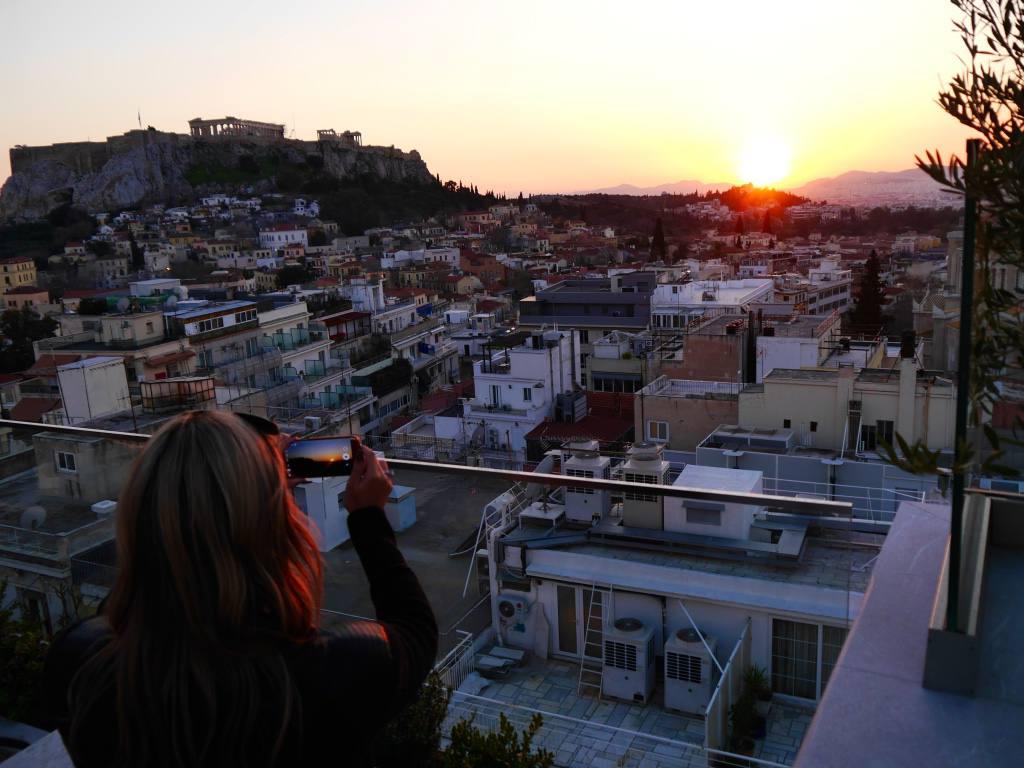 electra-metropolis-athens-sunset