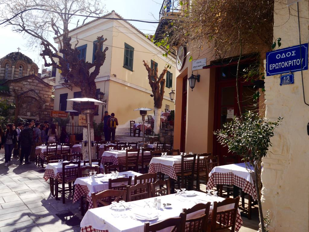 plaka-athens-greece
