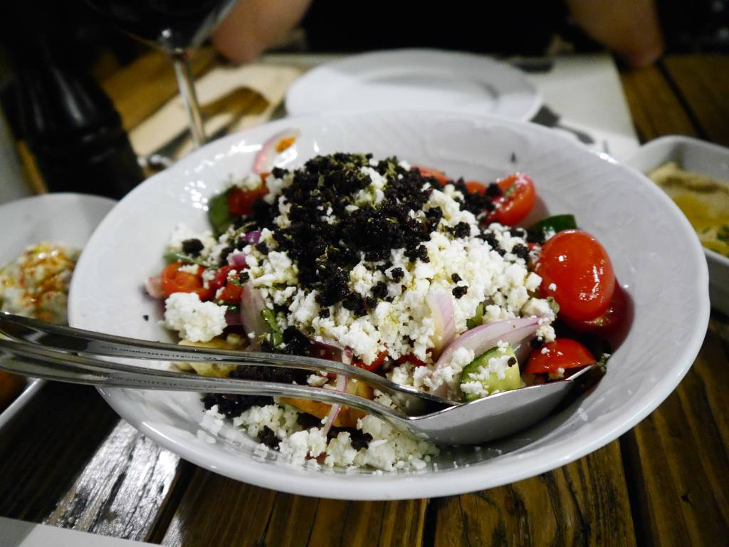 reasons-to-visit-athens-greek-salad