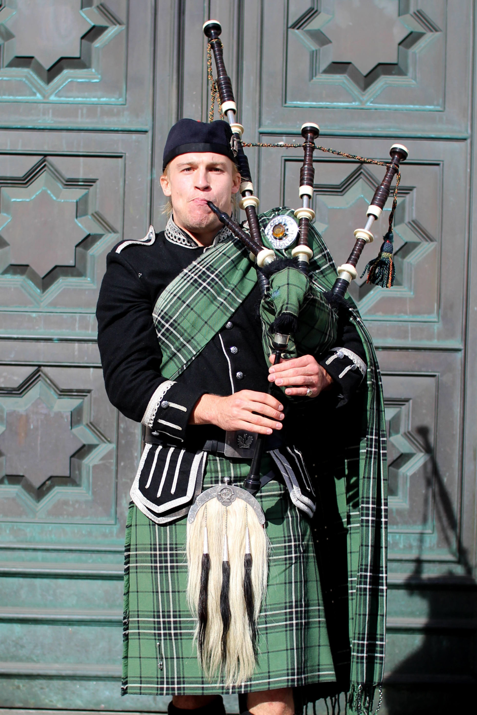 royal mile bagpipes