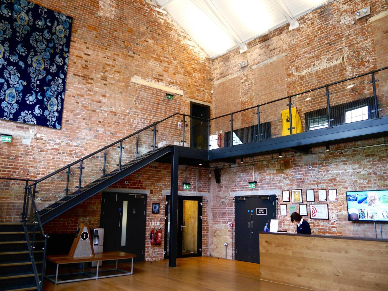 bombay-sapphire-distillery-laverstoke-mill-reception