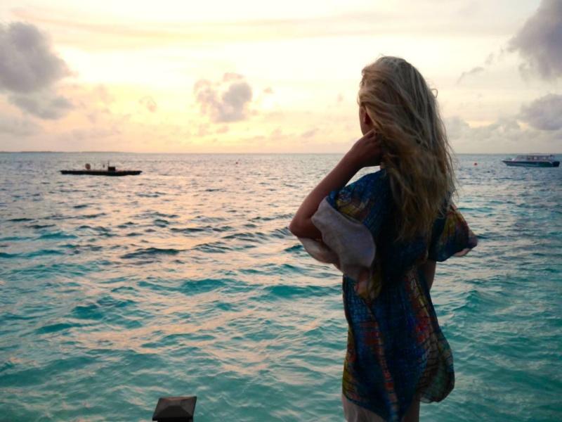Memories of The Maldives