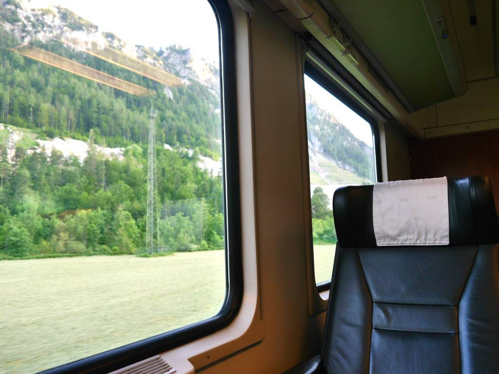 OBB-train-austria