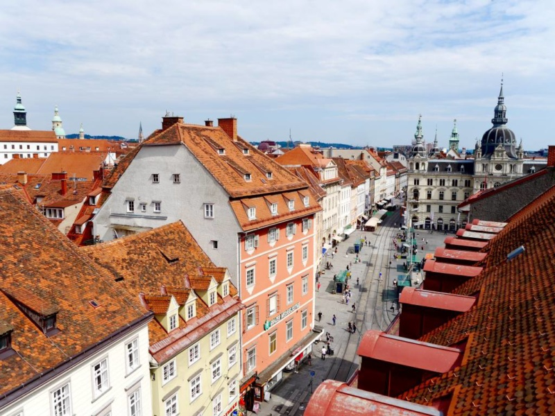 The Ultimate Guide to Graz, Salzburg & Innsbruck