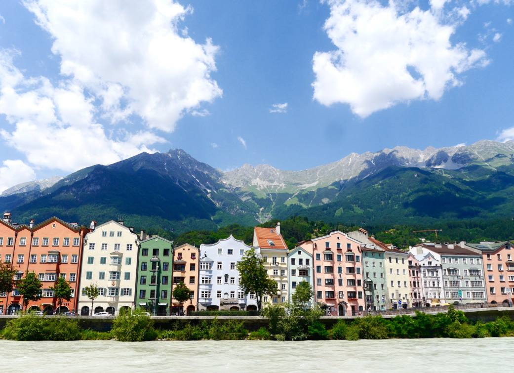 innsbruck-austria-river-coloured-houses