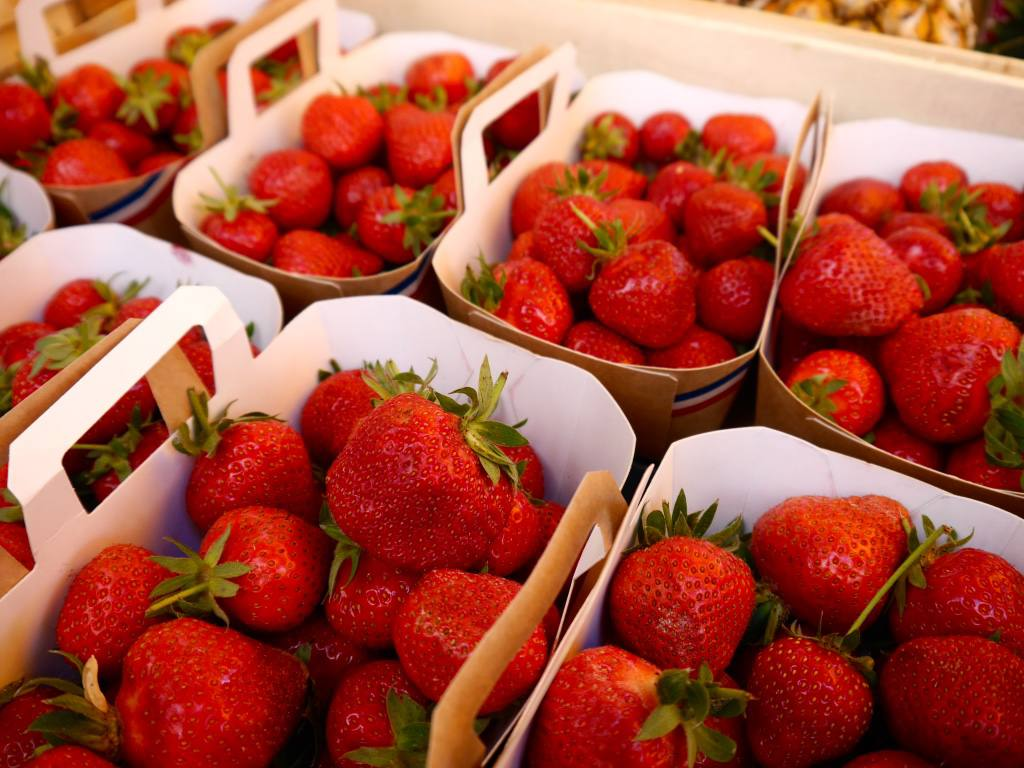 strawberry-punnets