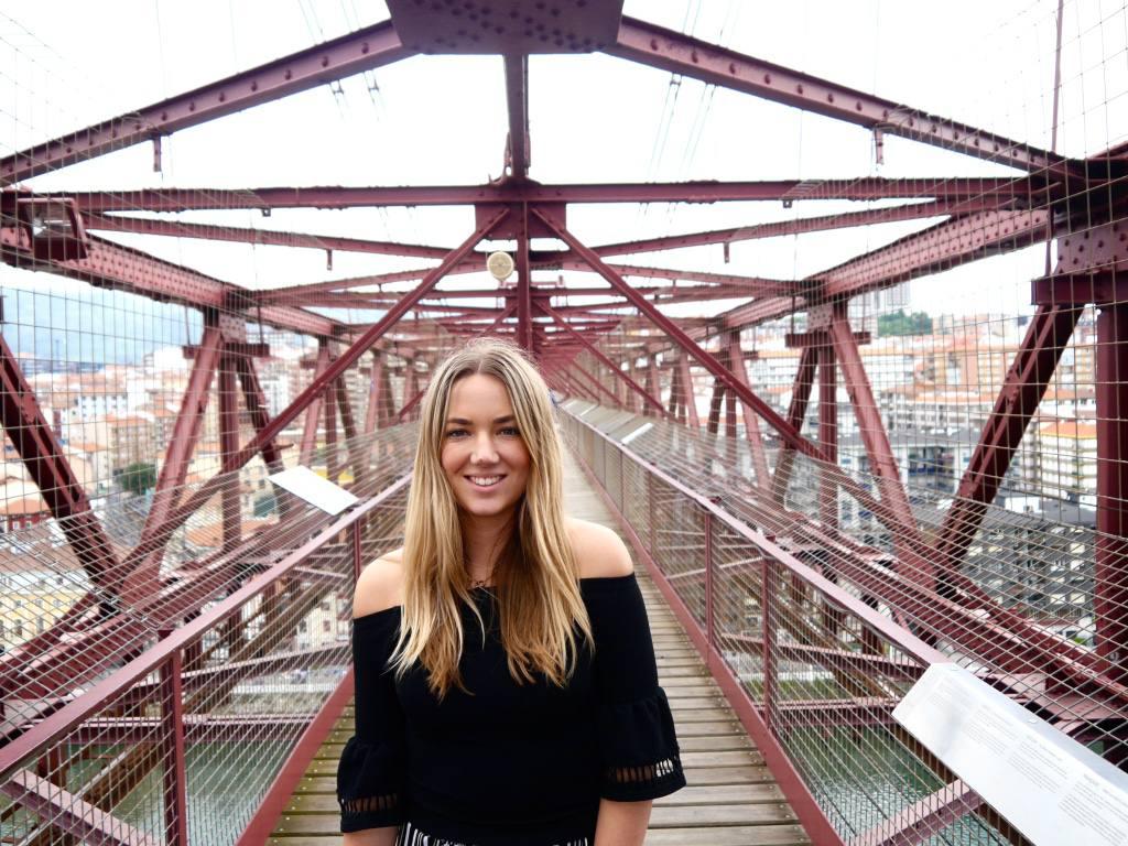 the-travelista-jess-gibson-bizkaia-bridge-bilbao