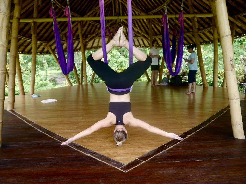 What to Expect on a Yoga Retreat - Anti Gravity Yoga Bali