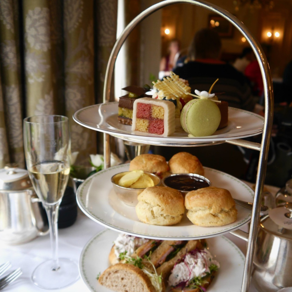 Lady Bettys Afternoon Tea in Harrogate