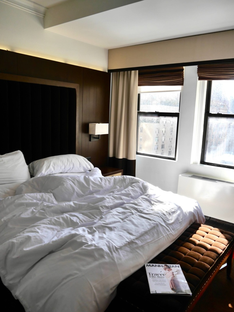 The Loft Suite At The Tuscany New York Hotel Review