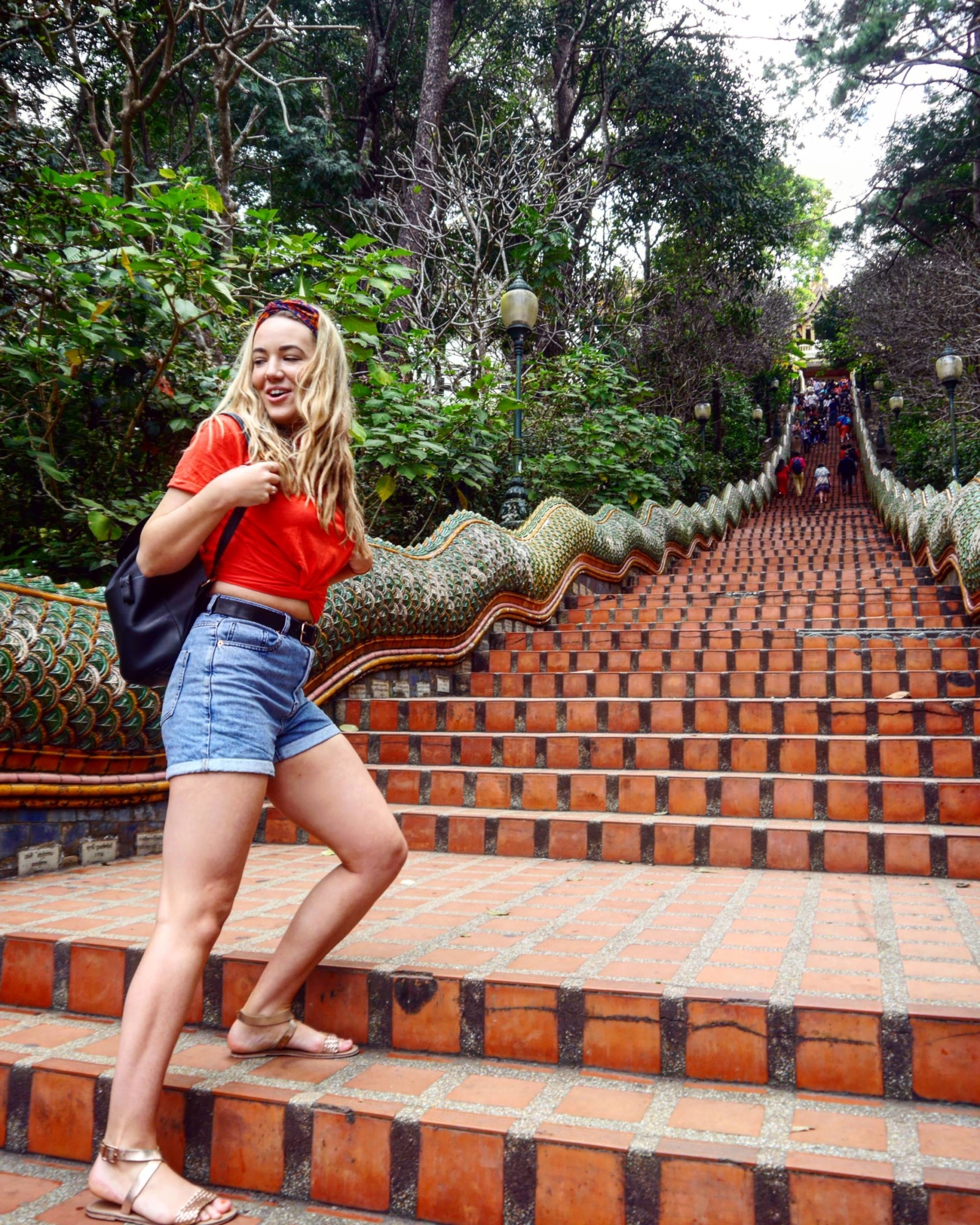 Retracing my Footsteps in Chiang Mai, Thailand